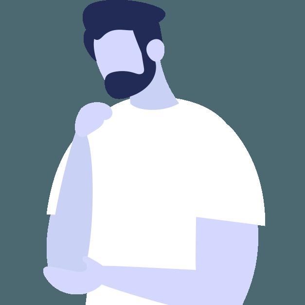 Carlos integrante de la agencia de diseño de páginas web relief