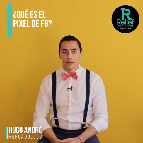 Hugo Mercadólogo en Relief Páginas Web Guadalajara