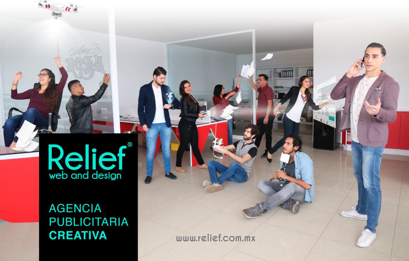 Relief Agencia de Publicidad en México