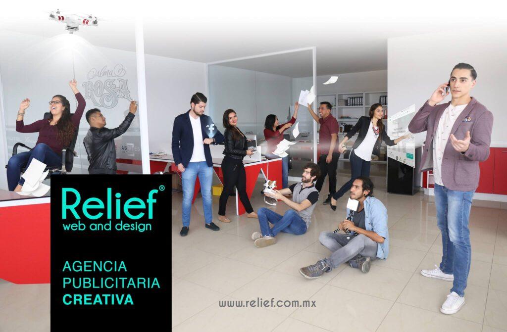 Agencia de Publicidad Relief