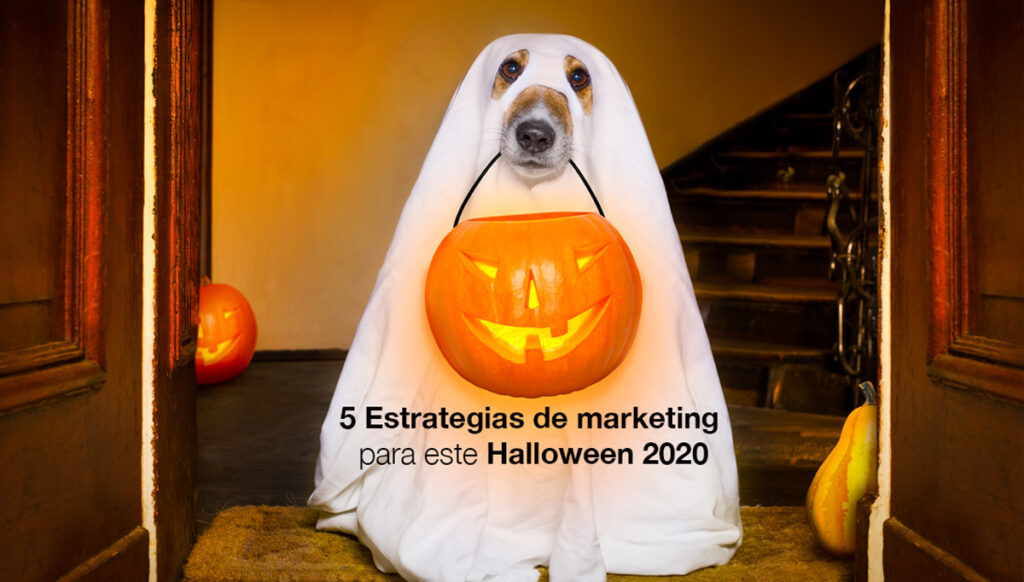 5 estrategias de marketing halloween
