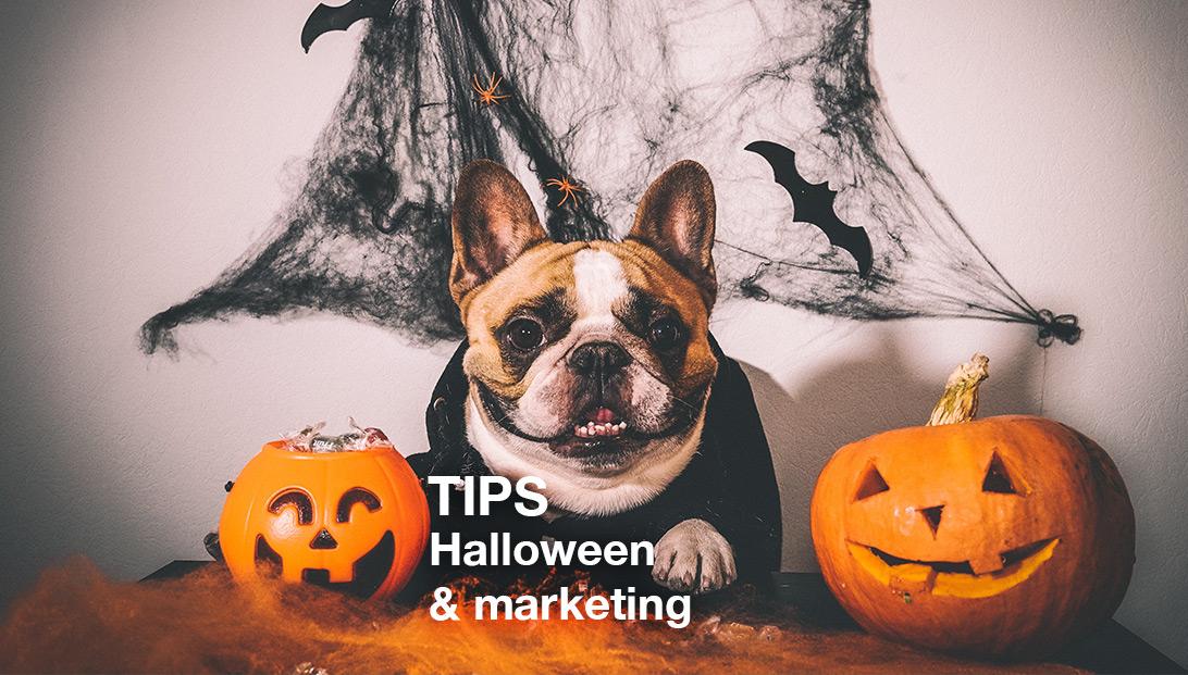 halloween y marketing