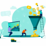 Perfila a tus clientes y saca el mejor provecho a tu negocio con los funnels de ventas y marketing.