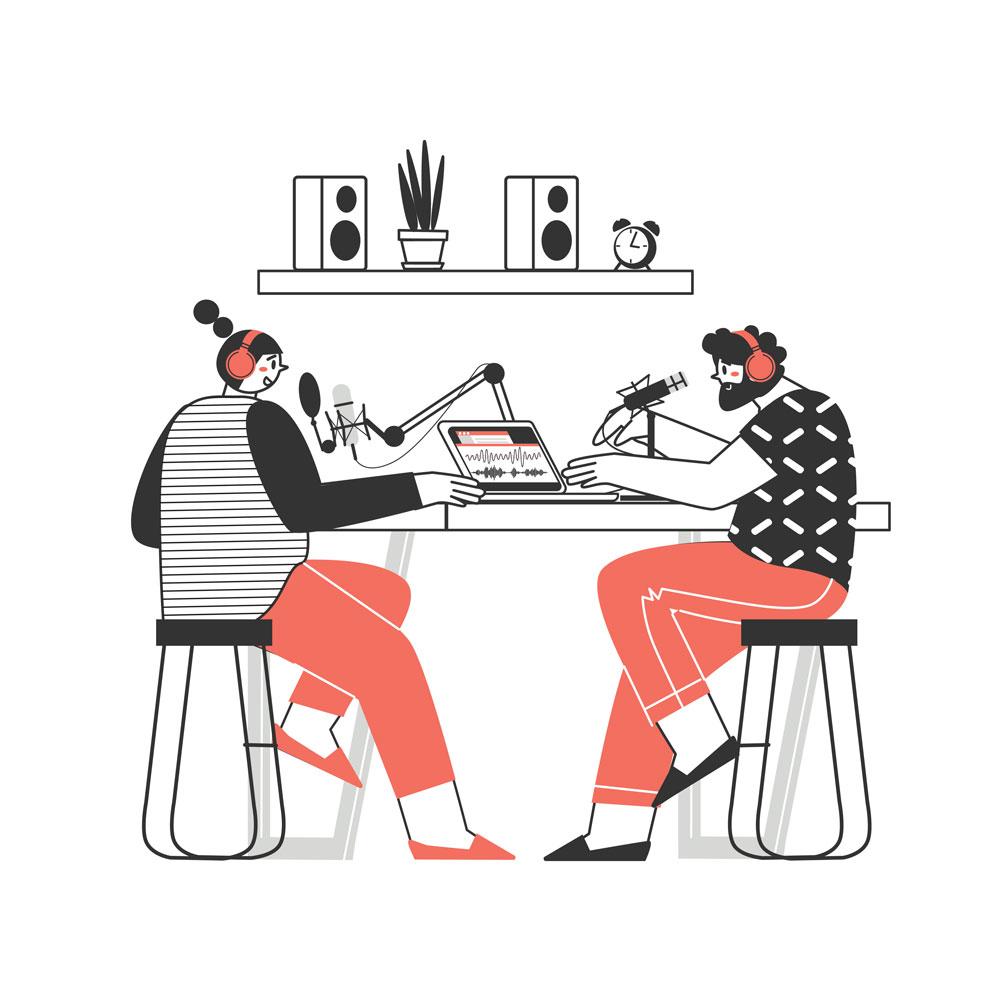 ¿Aún no tienes podcast corporativo? ¡Qué esperas! En Relief te ayudamos a crearlo y posicionarlo