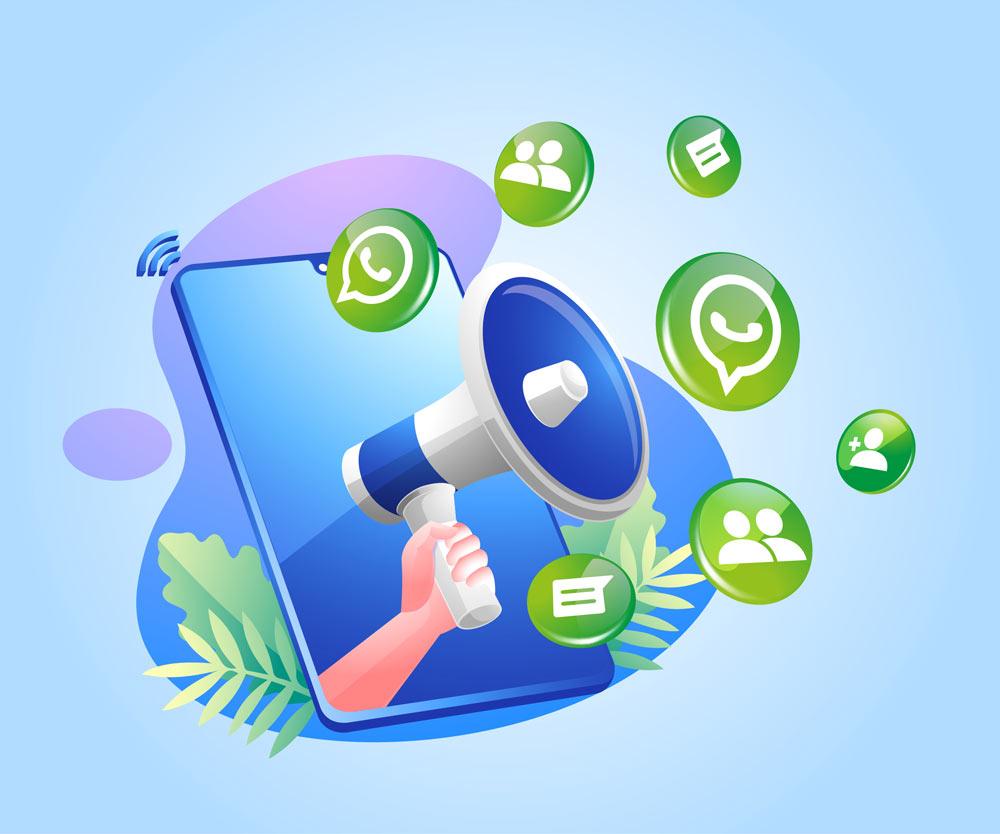 ¿No tienes una estrategia de WhatsApp Marketing? ¡Qué esperas! 60% de los mexicanos estamos en este sistema de mensajería. En Relief te ayudamos a desarrollar tu WhatsApp Marketing