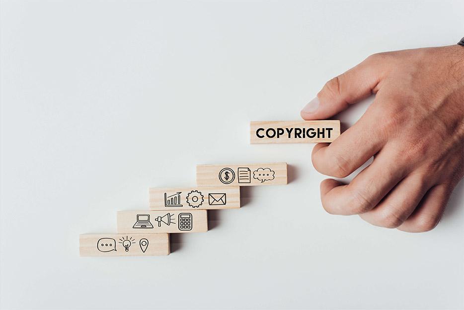 Copyright, registro de logotipo